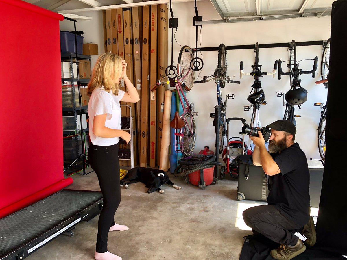 test Twitter Media - BTS // garages make great studio spaces https://t.co/HW6eR9MdZI