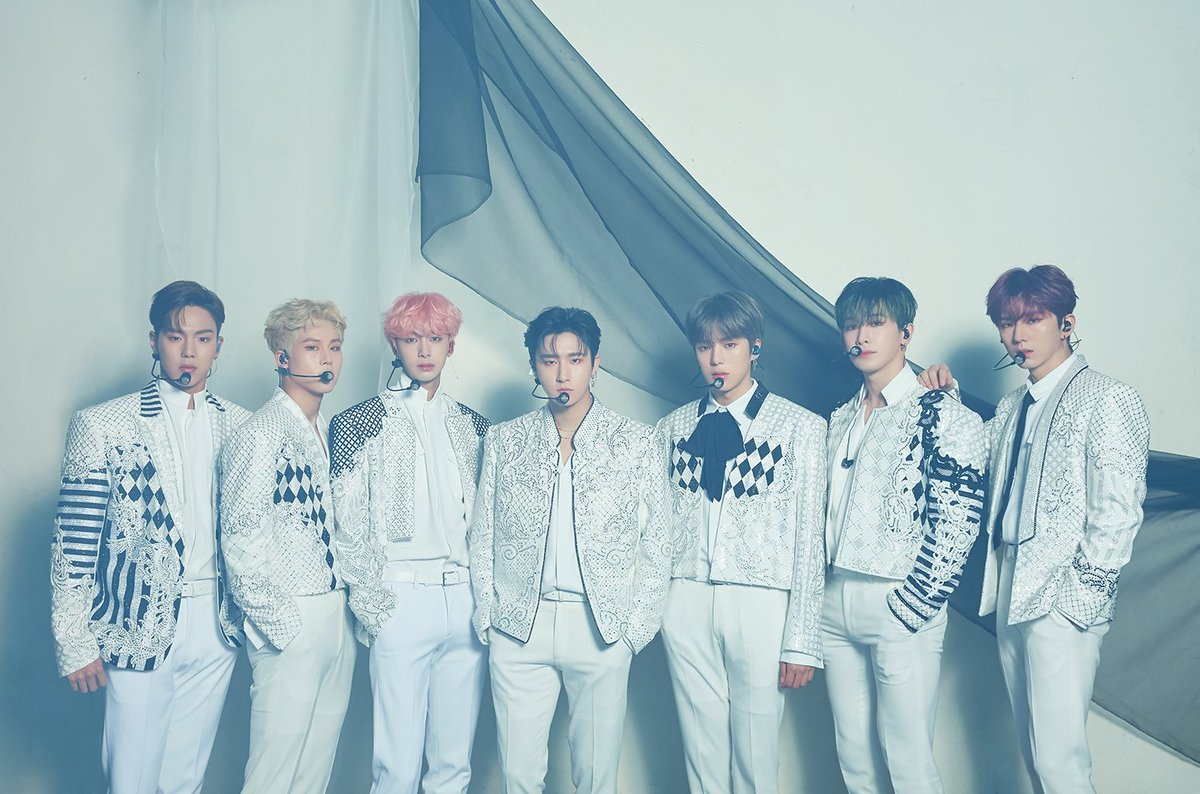 K-Pop boy band Monsta X to perform at 2018 iHeartRadio Jingle Ball events https://t.co/t5x4VjRhA3