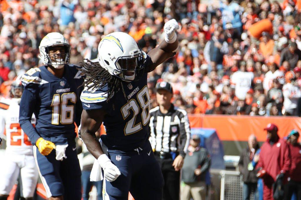 Bleacher Report NFL's photo on Gordon