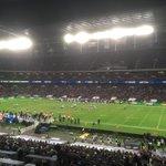 Wembley Twitter Photo