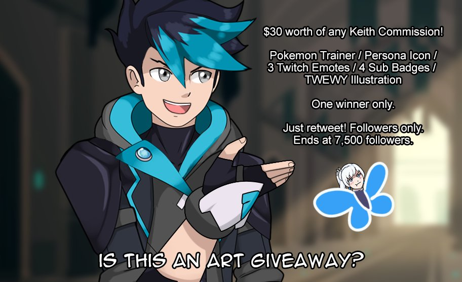 IS THIS AN ART GIVEAWAY? WHY YES IT IS  Have fun lol