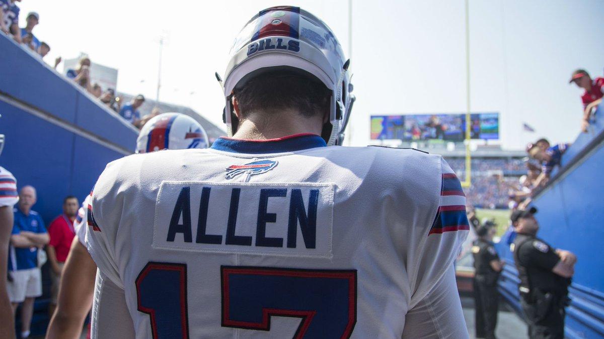 Sporting News NFL's photo on Josh Allen