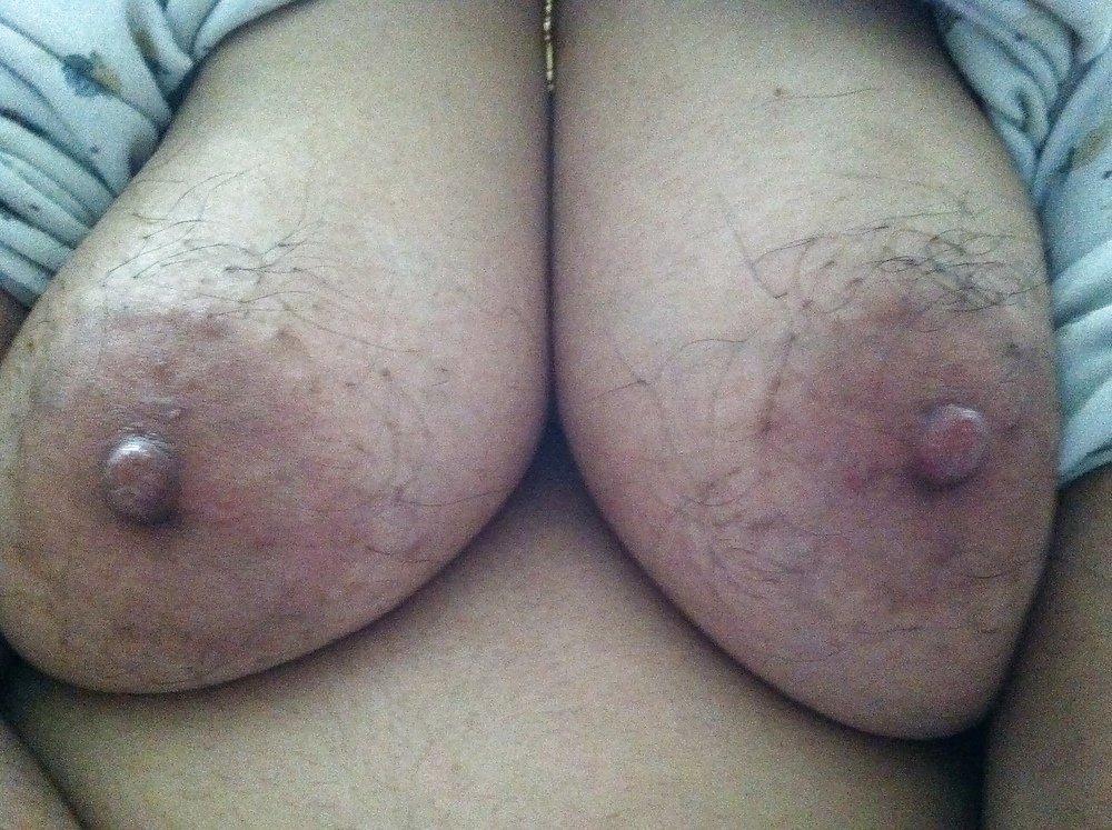 Волосатые груди у женщин фото #10