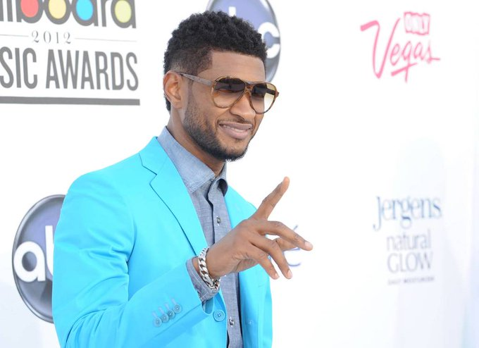 TheRSMS : Join us in wishing Usher a HAPPY BIRTHDAY!