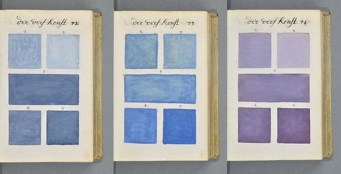 A Pre-Pantone Guide to Colors: Dutch Book From 1692 Documents Every Color Under the Sun https://t.co/7yZ8OKscOX