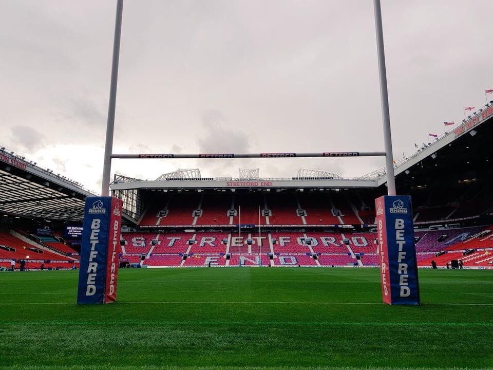 BREAKING: Man Utd have changed the goals at Old Trafford in order to accommodate Romelu Lukaku.