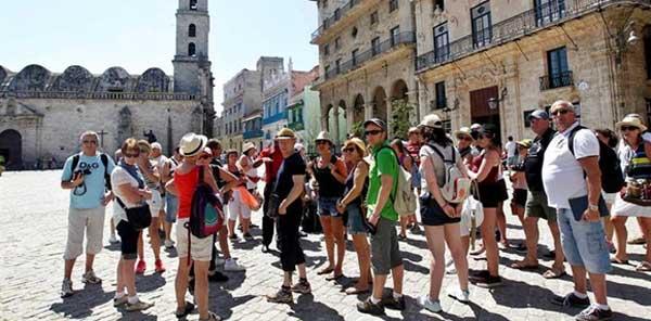 Tourism development is vital to Cuba's economy.