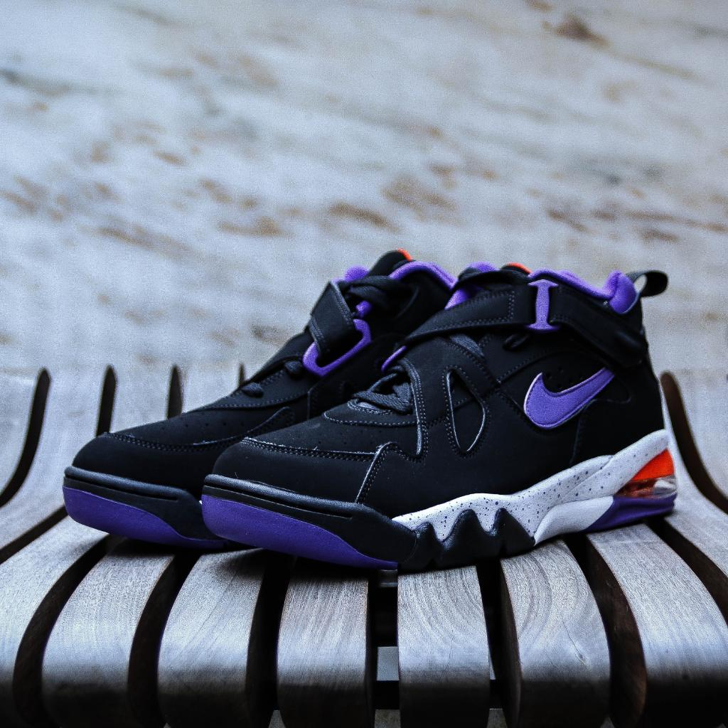 This Nike Air Force Max CB Is Inspired By Charles Barkley's