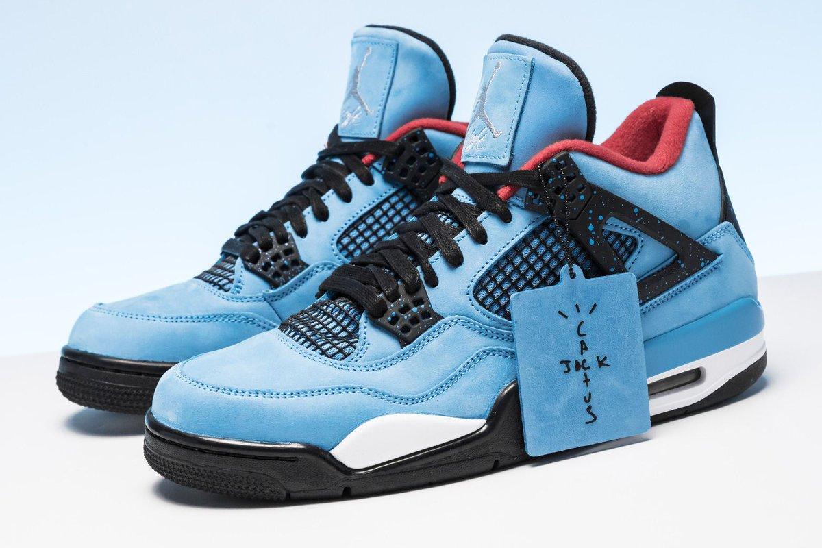 Travis Scott x Air Jordan