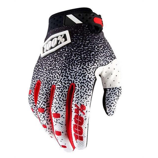 Gloves Fox Junior Dirtpaw Race Blue Yxs