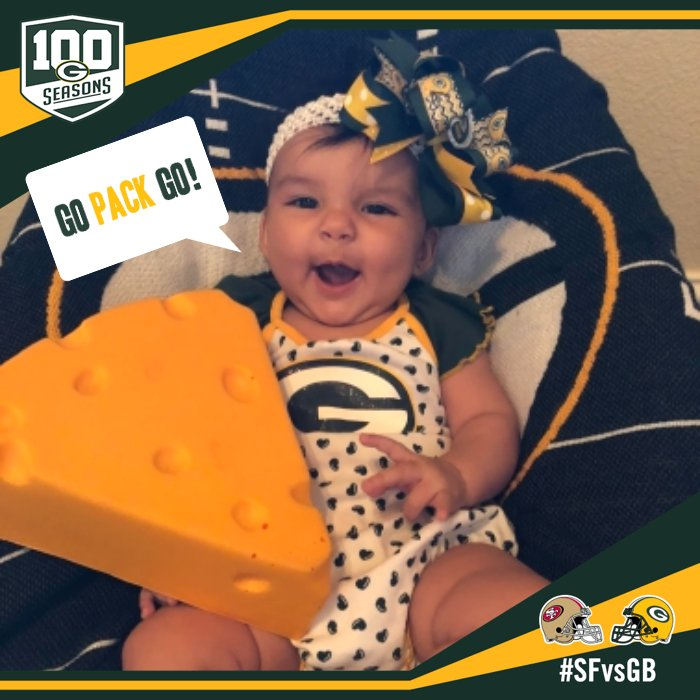 Show everyone you&#39;re ready for Monday Night Football!   Create your #SFvsGB photo in the Packers Photo Lab.     http:// pckrs.com/photolab  &nbsp;  <br>http://pic.twitter.com/lcSBZVTzQQ