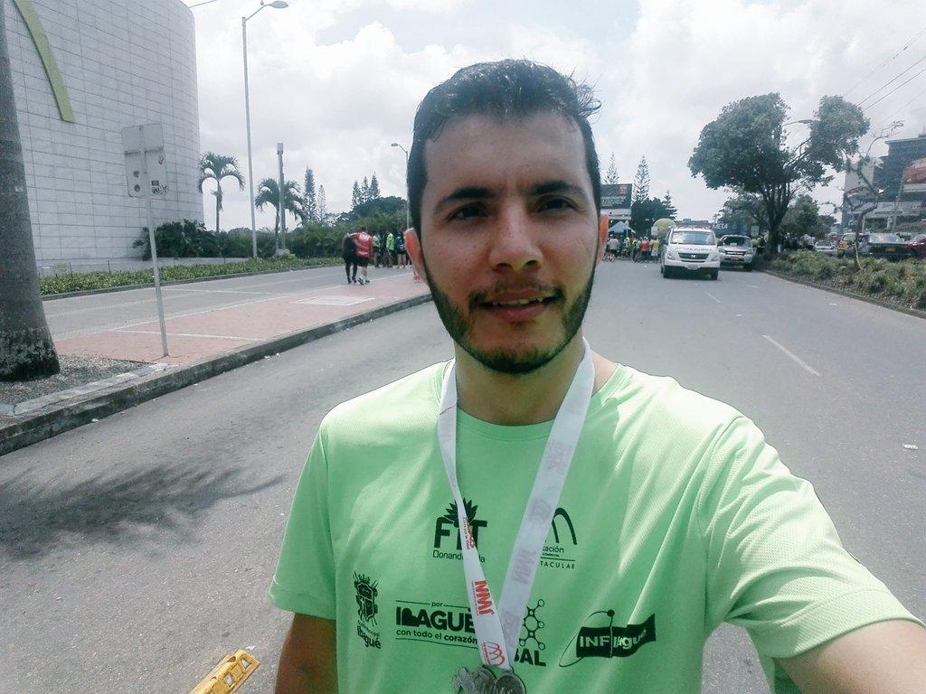 #MMI 10K. Media Maratón de Ibagué.  #IbagueEsMulticolor  #Ibague #ibagu