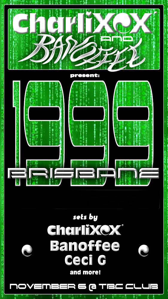💚 AUSTRALIAN ANGELS!!! I'M THROWING A 1999 THEMED PARTY IN BRISBANE!!! TICKETS DROP ON WEDNESDAY!!!! MAKE SURE U GET EM QUICK!!!!! 💚