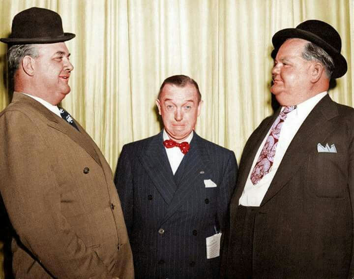 Laurel and Hardy (@Stan_And_Ollie) | Twitter