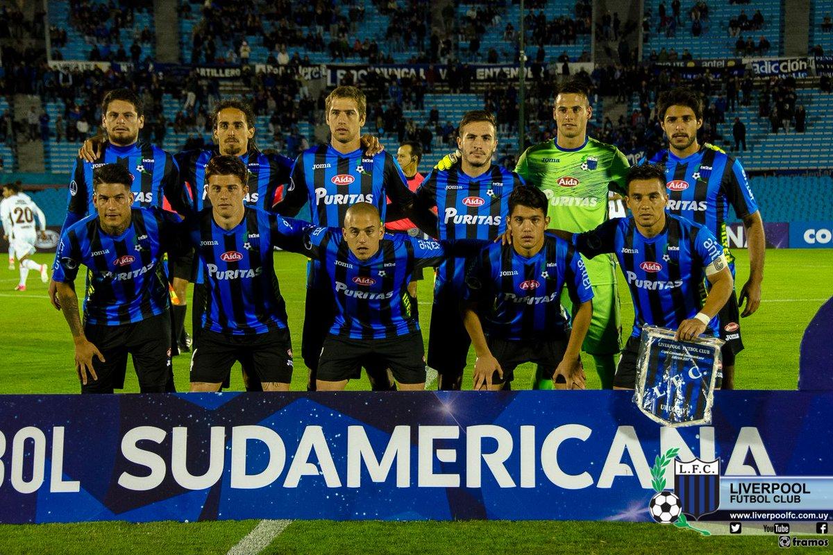 Resultado de imagen para liverpool uruguay copa sudamericana
