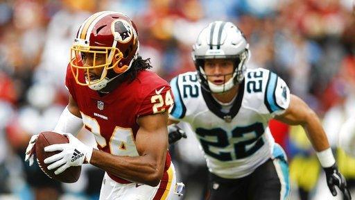 Norman intercepts Newton, Redskins beat Panthers 23-17 bit.ly/2OnWXnx