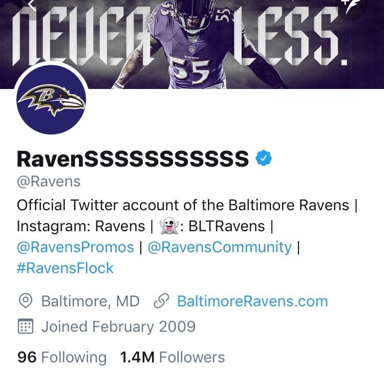 After 11 sacks today, we had to change up the name. https://t.co/yVak86aG63