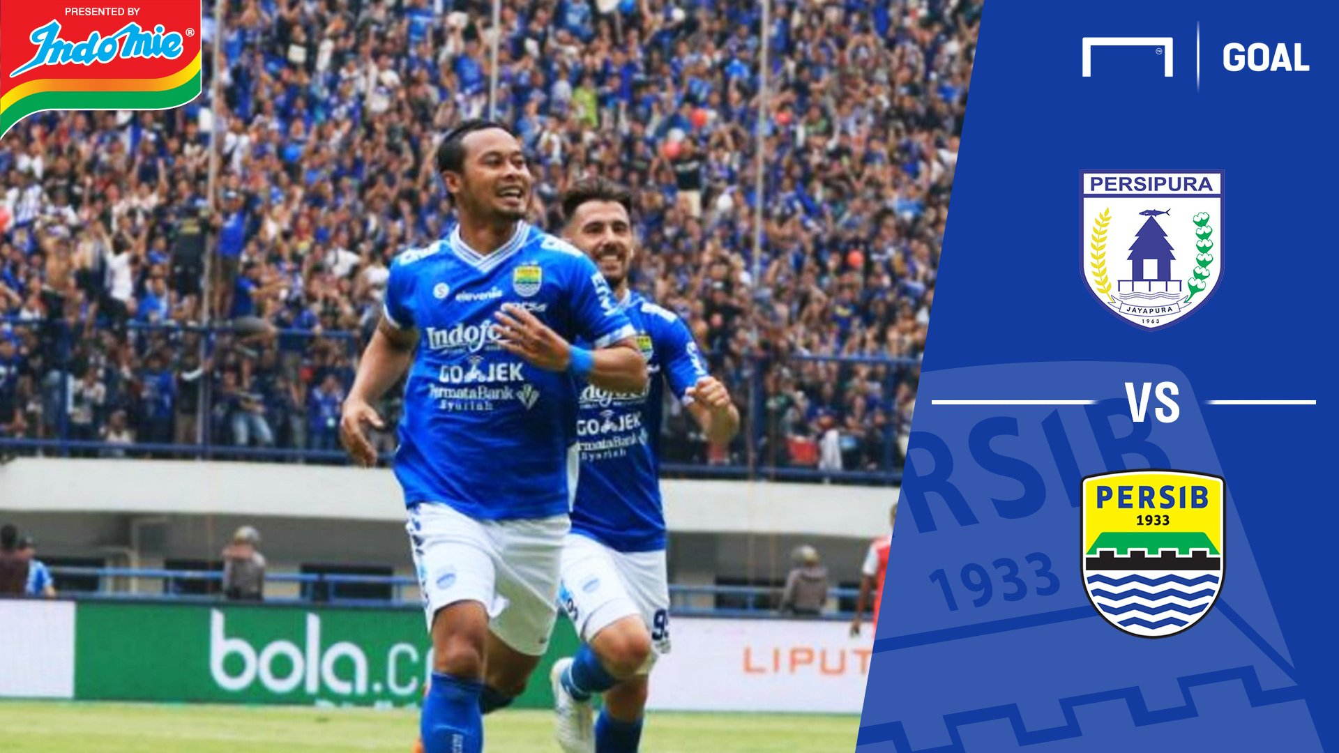PREVIEW Liga 1 2018: Persipura Jayapura - Persib Bandung https://t.co/y9Bkbb4BYK  #SatukanTekadJuang  @Indomielovers https://t.co/fh5KsnUHM4