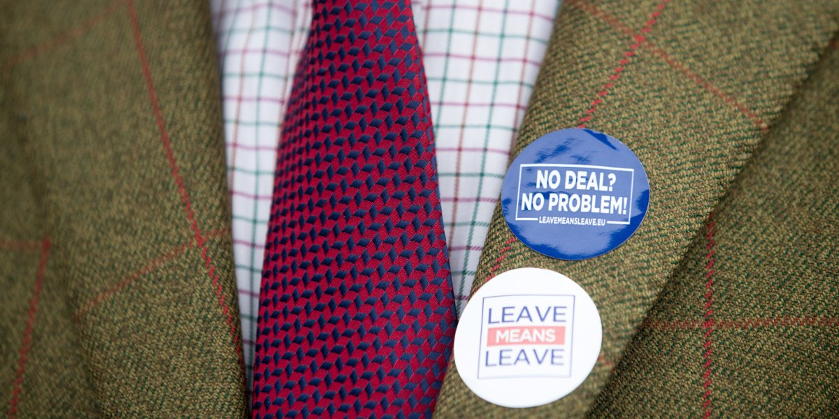 Talks are deadlocked, deadlines are slipping and it's looking like a messy week for Brexit https://t.co/M7mGL4mnss