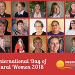 #RuralWomen Twitter Photo