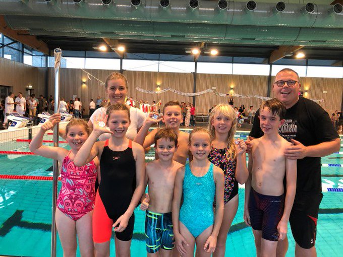 Acht medailles voor Westland Swimming Stars https://t.co/o8RpQA2HPH https://t.co/avAmKbVGSY