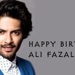 #HappyBirthdayAliFazal Twitter Photo