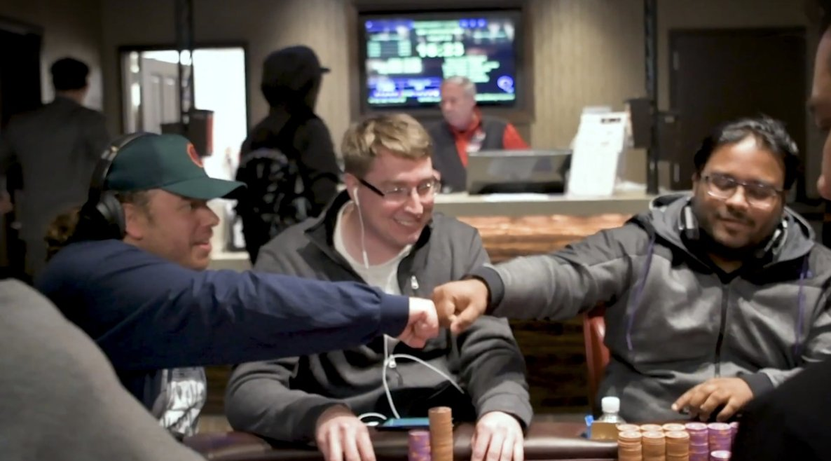 Give us four minutes, 30 seconds and we'll show you everything you need to know about the @CMONEYMAKER #pspc tour stop @LivePokerRoom and the deal that produced the winner. https://t.co/DiwT0ZNIID …