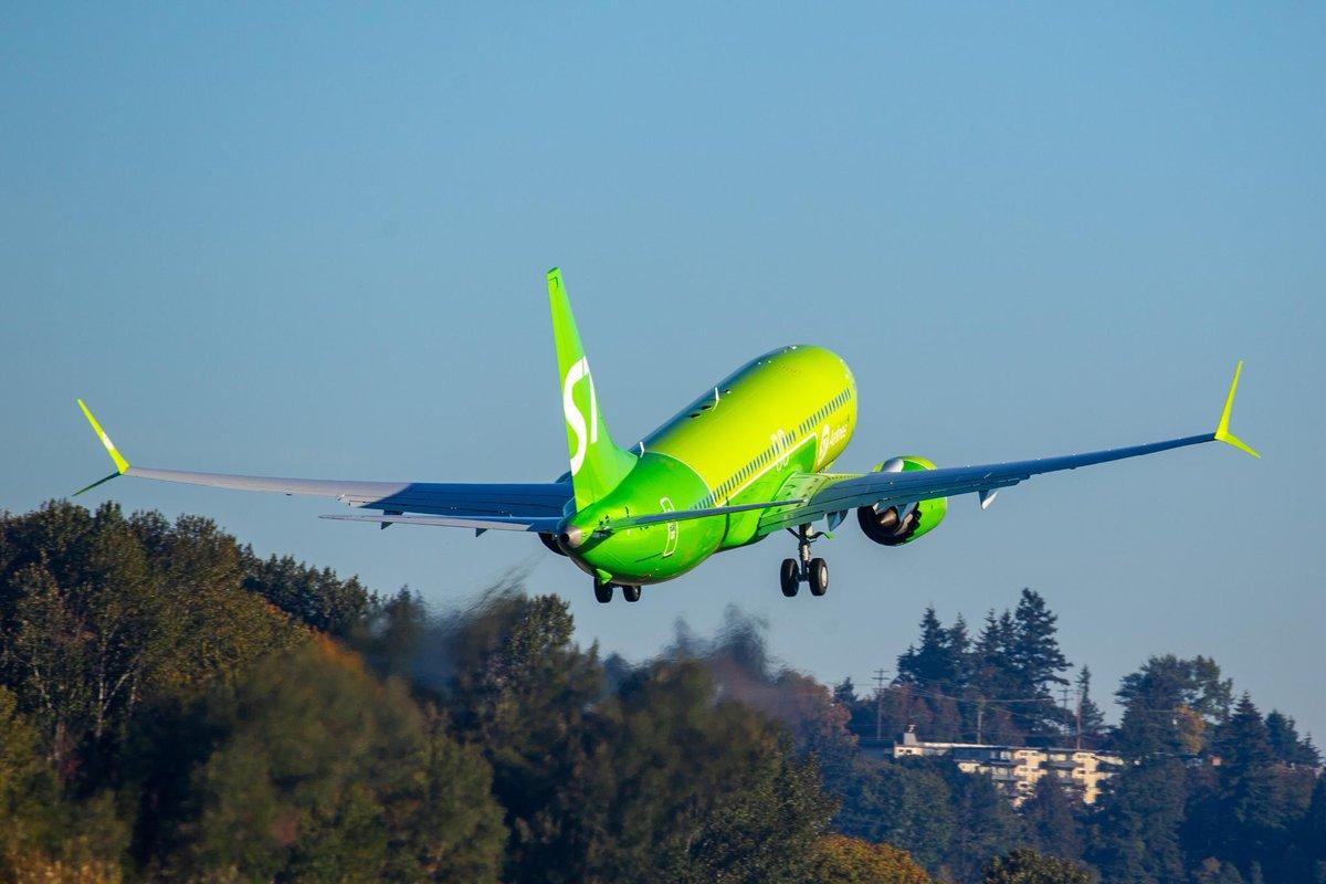 Boeing: 737 MAX 10