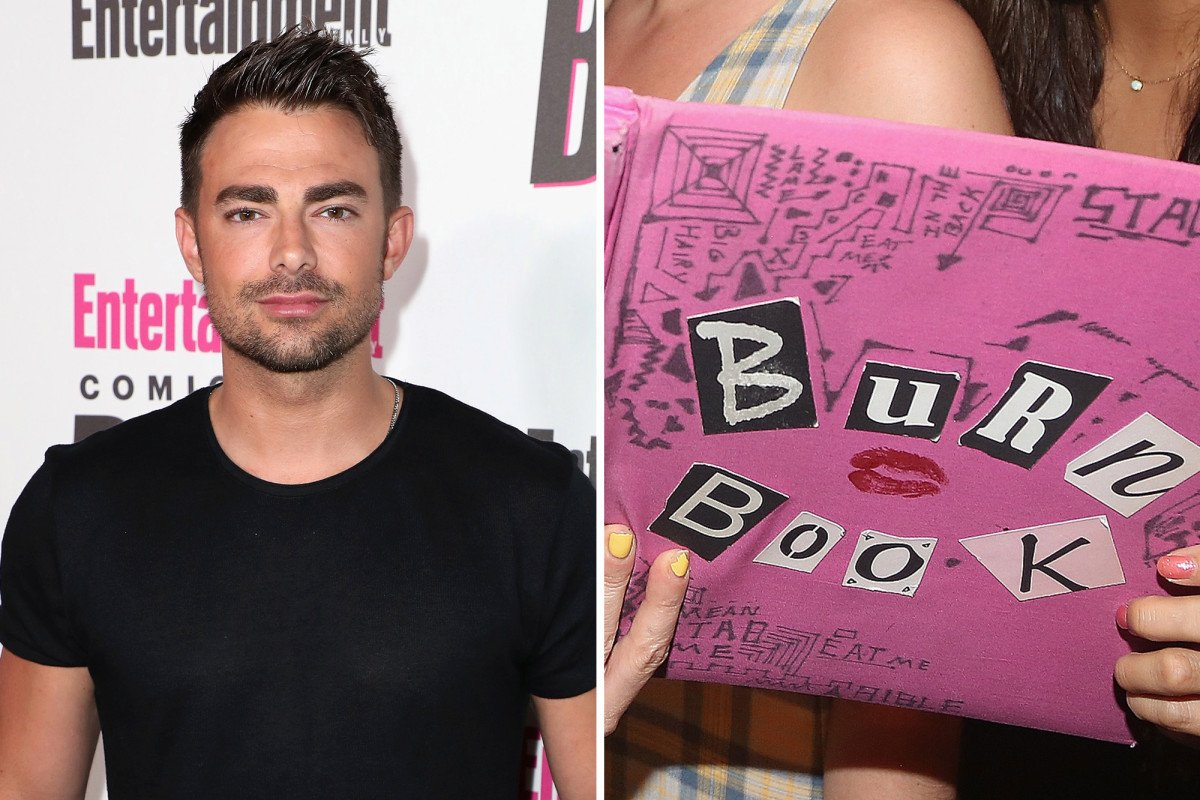 This 'Mean Girls' star, who played Aaron Samuels in the film, made his very own 'burn' book https://t.co/3si4Vav3ae