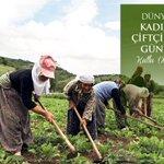 #DünyaKadınÇiftçilerGünü Twitter Photo