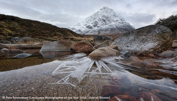 Many congratulations to Pete Rowbottom! - our new Landscape Photographer of the Year - &amp; the 12th holder of the title #LPOTY See full list of winners at  https:// bit.ly/2AaiR4O  &nbsp;  <br>http://pic.twitter.com/hVDON05Ajg