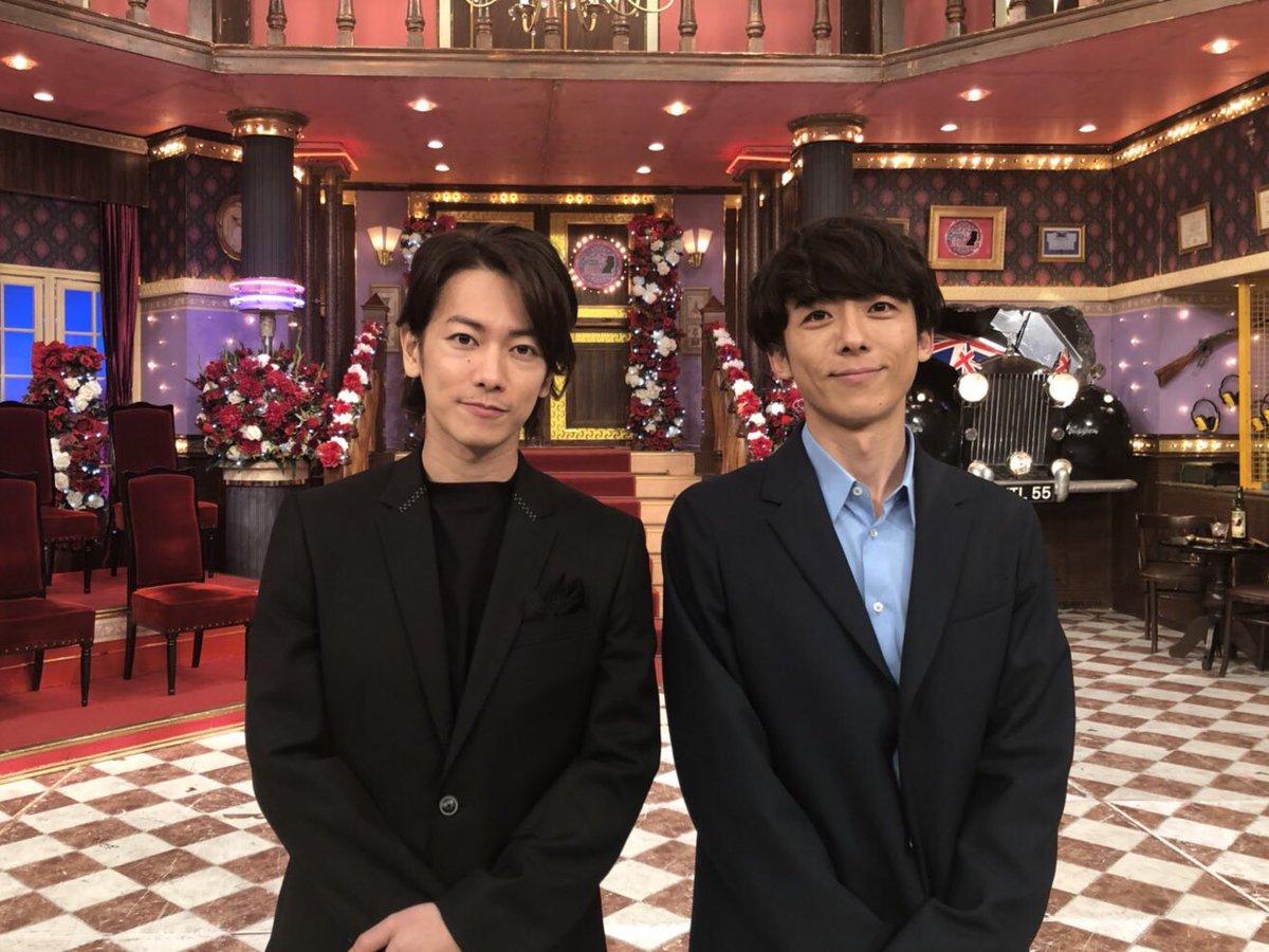 映画『億男』公式's photo on #しゃべくり007
