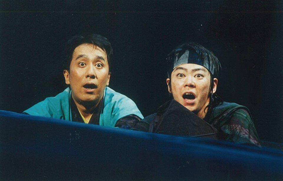 \放送決定/ 『Bunkamura30周年&大人計画 30周年記念!ニンゲン御破産×ニンゲン御破算』