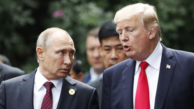 Trump: Putin 'probably' involved in assassinations and poisoning https://t.co/M31tcu6aOA https://t.co/rAEM0JLCqF