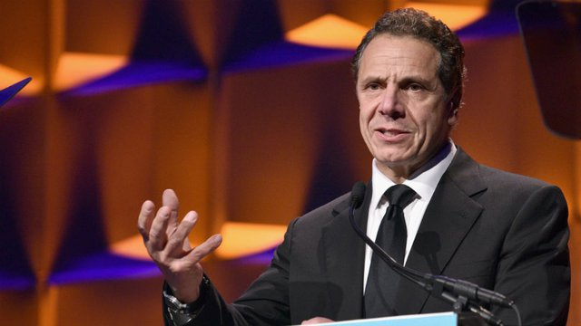Cuomo shreds Trump policies as 'anti-American' https://t.co/5wCKuldf1g https://t.co/Rn9WgBFK7y