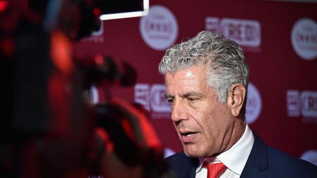 'Bourdain's CNN special — death by suicide is a serious public health issue' https://t.co/cF8i7nR1gR https://t.co/5VDE5CvDqT
