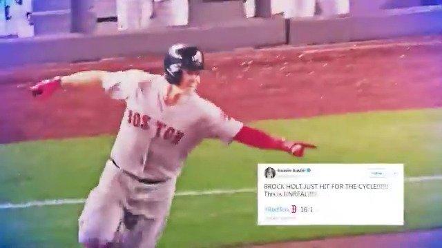 #Postseason moments like these make the Twitter feed move like lightning.   (MLB x @BankofAmerica) https://t.co/kn0ayFah6u