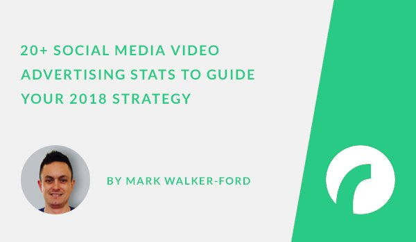 20+ #SocialMedia Video Advertising Stats to Guide Your 2018 Strategy:  https://t.co/L721eC4bhZ  #OnlineMarketing  Infographic by @wave_video https://t.co/GelpWL0MUM