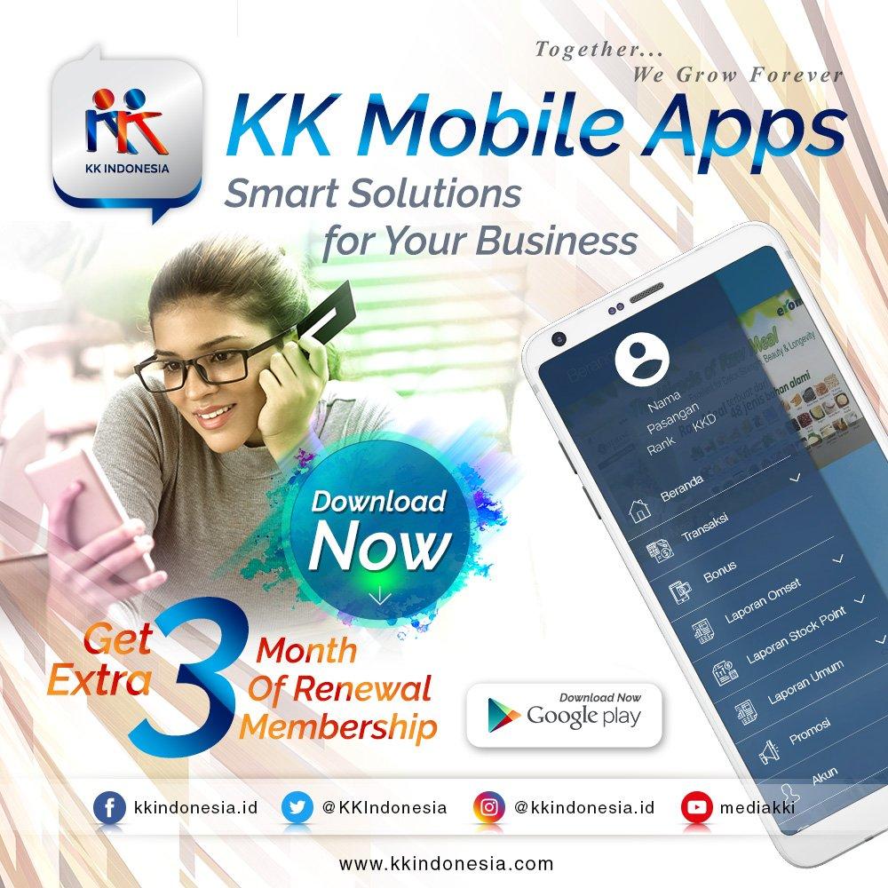 Kkindonesia Photos And Hastag Vitayang Coenzyme Q10 Kk Indonesia Mobile Apps Solusi Pintar Untuk Bisnismu Dapatkan Extra 3 Bulan Perpanjanganan Akun Download Segera Di Playstore