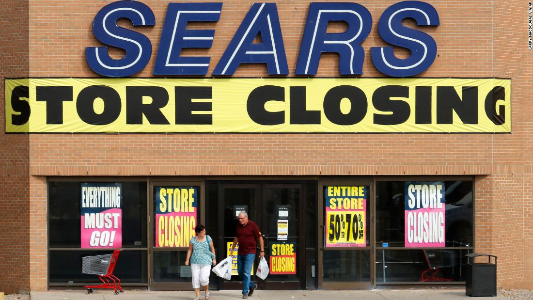 Sears, the store that changed America, declares bankruptcy https://t.co/ppfFf1KIqS