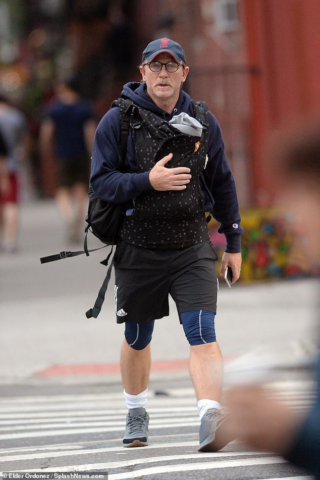 Yes Piers Morgan James Bond Would Totally Wear A Baby