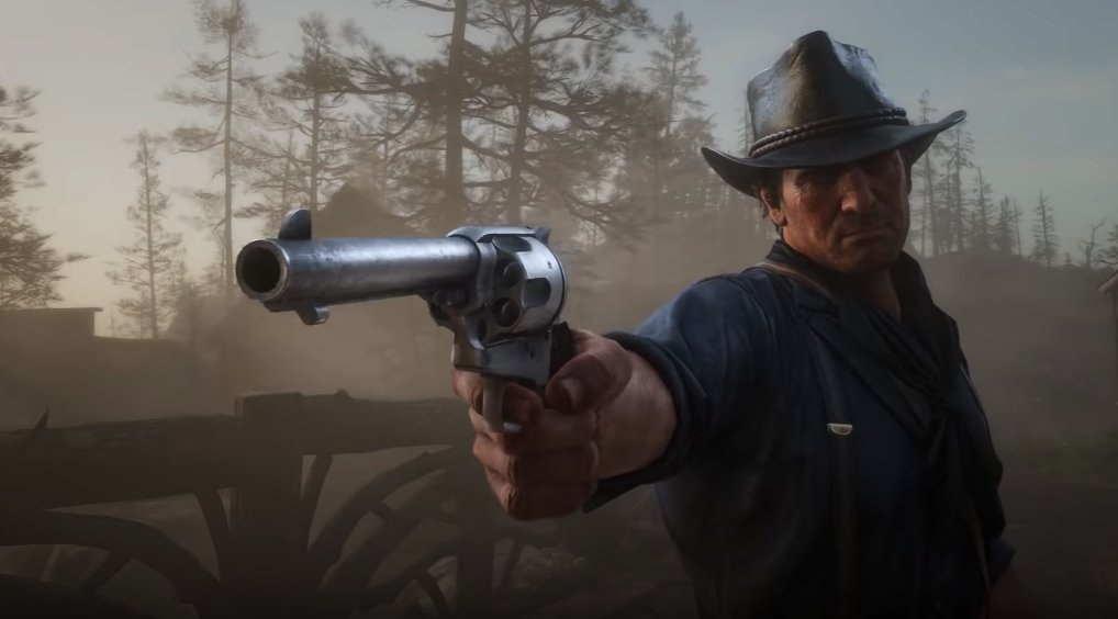 Rockstar&#39;s Dan Houser says the company will make Red Dead Redemption 3 &quot;if [RDR 2] does well enough and we think we have other interesting things to say.&quot;  https://www. gamespot.com/articles/red-d ead-redemption-2-boss-reveals-shocking-stats-/1100-6462531/ &nbsp; … <br>http://pic.twitter.com/tqoFkZH1aT