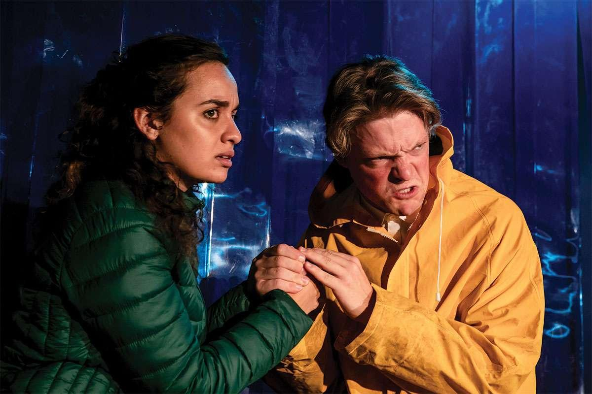 War With the Newts review – this is smart sci-fi theatre at its best https://t.co/pmhS3IRKiT