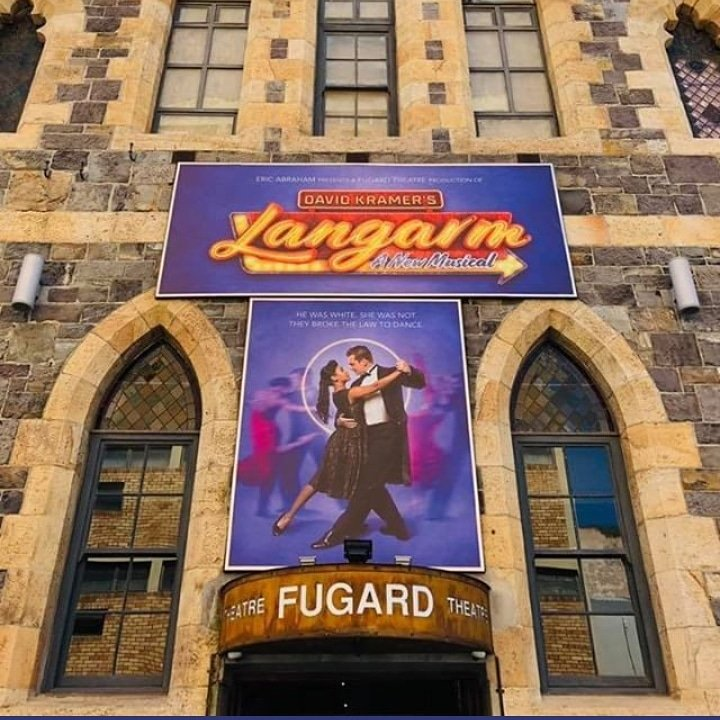 So excited. 1st Day of Rehearsals for the new Musical LANGARM by David Kramer  So excited  #TripleThreat #TheatreFreaks #DavidKramer #MusicalTheatre<br>http://pic.twitter.com/EVEOPLJ3wL