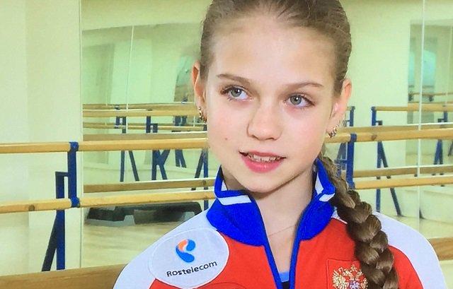 test ツイッターメディア - https://t.co/aoCUYipCgR 【凄い人】 #トゥルソワ 選手が公認大会で4回転ルッツを決めた! #シェルバコワ 選手への対抗心か!?黄金時代のロシアの女子フィギュア選手は美しく気も強い! https://t.co/s0bY20c64g