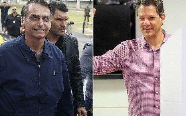 Bolsonaro tem 59% dos votos no 2° turno; Haddad, 41%, diz pesquisa BTG/FSB → https://t.co/TleHRrdlCc