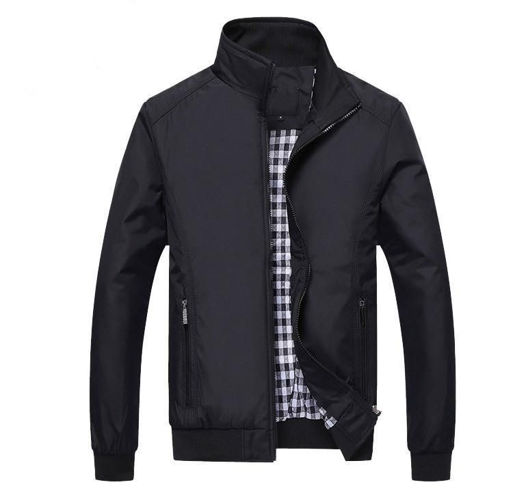 Casual Jacket For Men Spring Autumn Outerwear buff.ly/2HOT33F