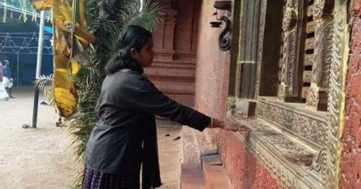 Woman devotee faces threat after she said she would visit Sabarimala https://t.co/dlFDIU1tH2 via @TOICitiesNews https://t.co/mwZEjMVAga