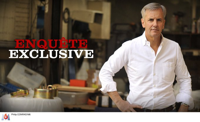 .@M6 1ère chaîne avec #EnqueteExclusive présenté par @BdLVillardiere 👏👏👏 ✅24% auprès des Frda-50 ✅17% auprès des 4+ ✅ million de tlps Photo