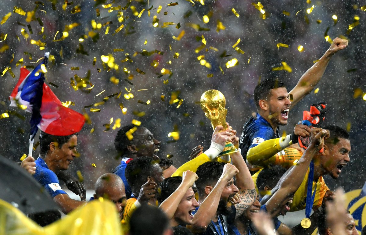Coupe du Monde 🏆's photo on #MondayMotivation